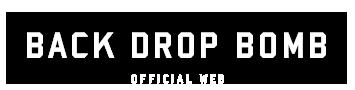 BACK DROP BOMB OFFICIAL WEB